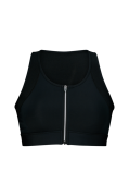 Sports-bh Zip Sports Bra