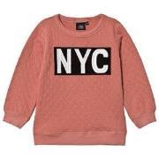 Petit by Sofie Schnoor Dusty Rose NYC Sweatshirt 104 cm