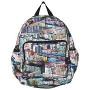 Molo Big Backpack Pastel City One Size