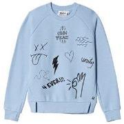 Molo Malika Sweatshirt Power Blue 128 cm (7-8 år)