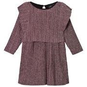 Petit by Sofie Schnoor Purple Glitter Dress 104 cm