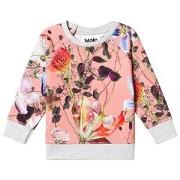 Molo Elsa T-Shirt Flowers of the World 74 cm (6-9 mdr)