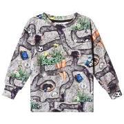 Molo Madsim Sweatshirt Moles 98 cm (2-3 år)
