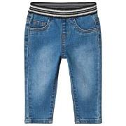 Guess Blue Light Wash Jeans 3-6 months