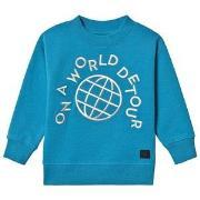 Molo Morrison Sweatshirt Dive 92 cm (1,5-2 år)