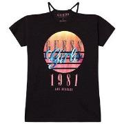 Guess Cold Shoulder Tee Sort 8 years