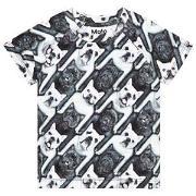 Molo Emmett T-Shirt English Bulldog-print 80 cm (9-12 mdr)