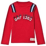 GAP Modern Red Branded Sweatshirt XS (4-5 år)