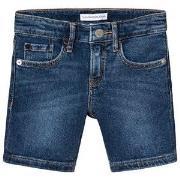 Calvin Klein Jeans Denim Shorts Blue 4 years